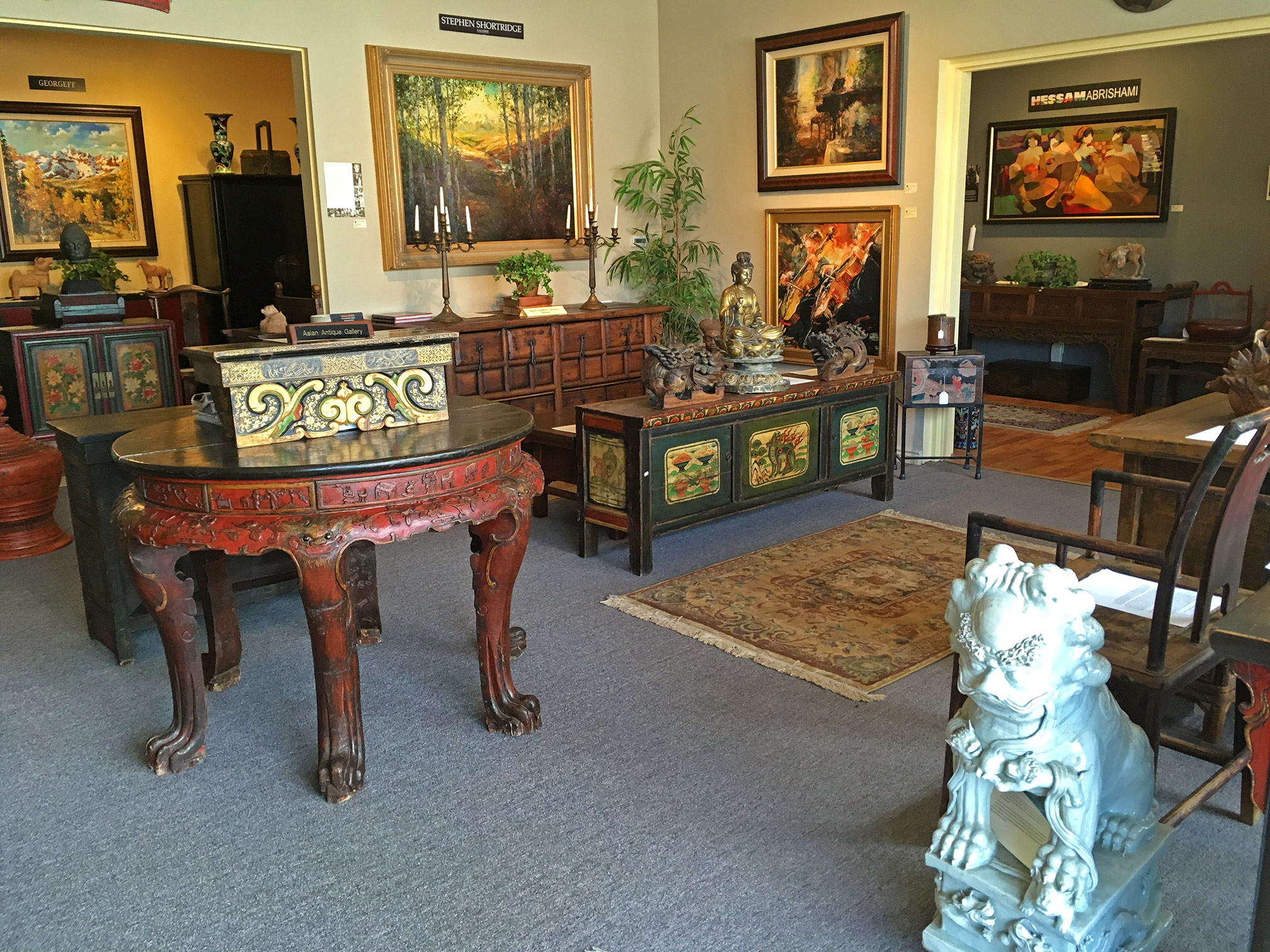 Galleries Extraordinaire Asian Antiques Fine Art